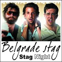 Belgrade stag