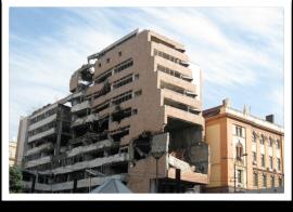Yugoslav Ministry of Defense building