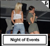 Freestyler Club Thursday   Belgrade at night