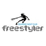 Freestyler Club   Belgrade at night