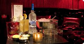 the best located tables at the VIP sections