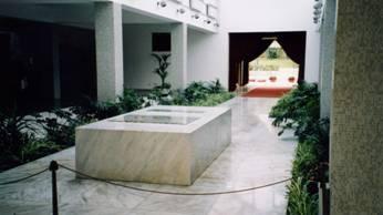 Josip Broz Tito grave