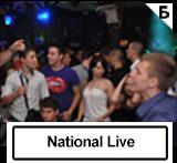 Club Peoples Sunday | Belgrade at night