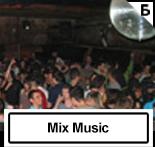 Club Povetarac Saturday   Belgrade at night