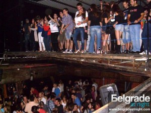 Belgrade summer clubs added | Belgrade at night