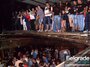 Belgrade summer clubs added | Belgrade at night