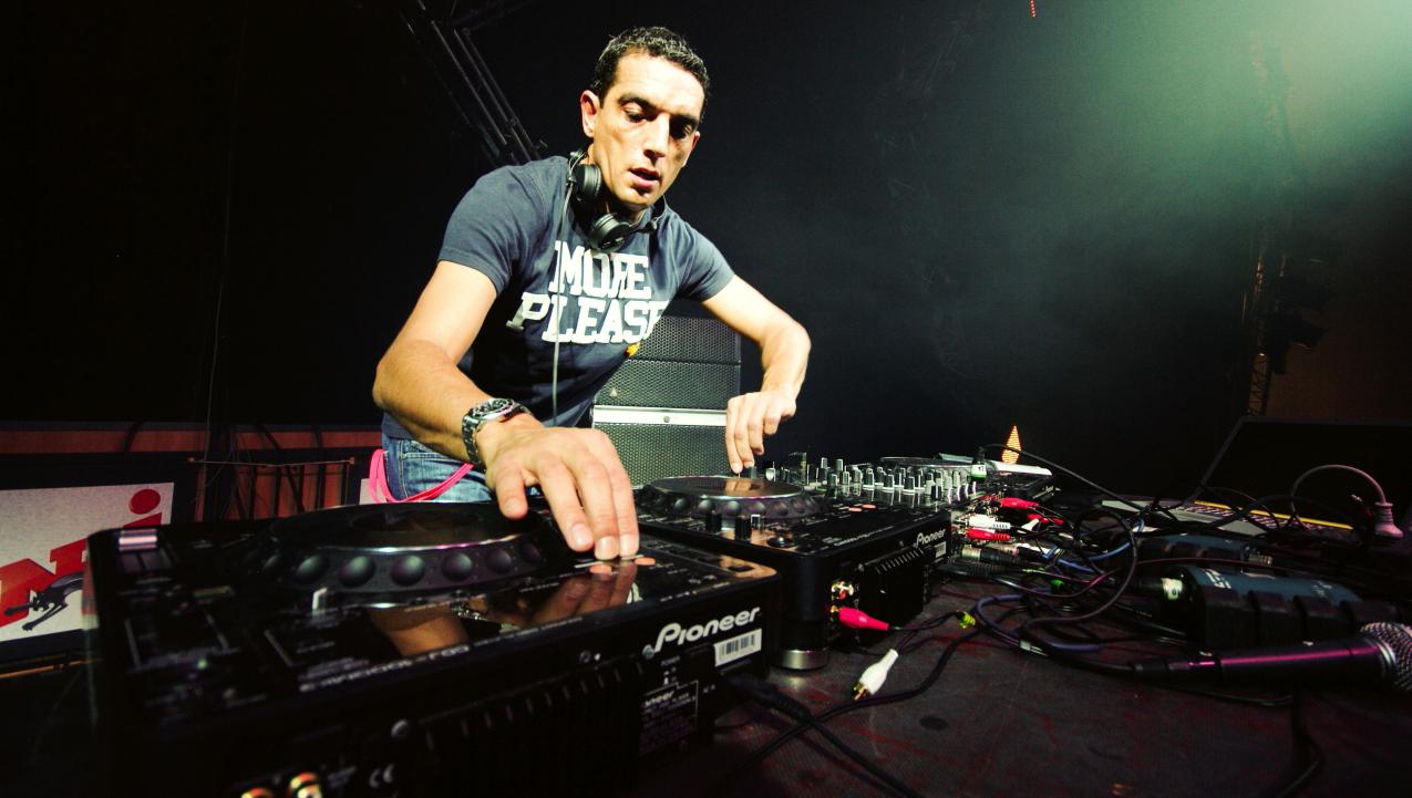 This Saturday at Freestyler: Antoine Clamaran & Ultimate Grooves DJ team - Belgrade at night