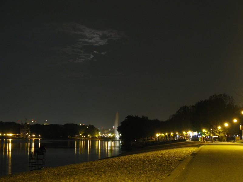 Hot Weekend in Belgrade - Belgrade at night