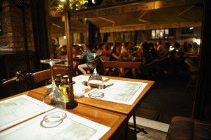 We Pick a Restaurant for You - Belgrade at night