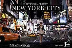 Art Fusion Project@Play | Belgrade at night