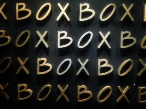 """Box"" Opening   Belgrade at night"