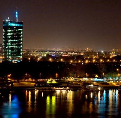 Nightlife in Belgrade - Belgrade at night