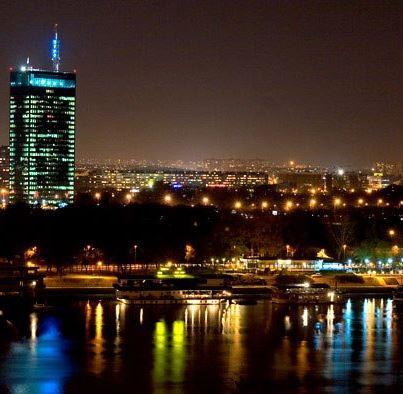 Nightlife in Belgrade | Belgrade at night