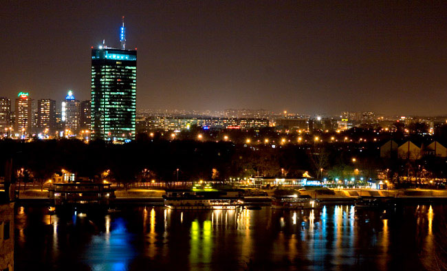 Nightlife Offer - Belgrade at night