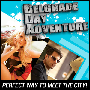 Belgrade day adventure