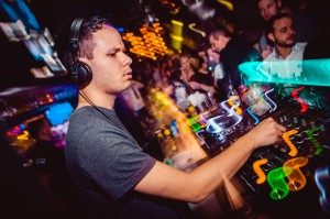 DJ Karmon in Belgrade