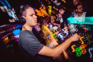 DJ Karmon in Belgrade