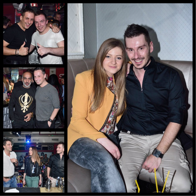 Belgrade VIP scene joined once again to help young Petar Pantic | Belgrade at night