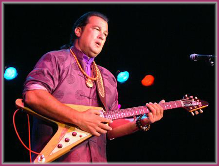 Belgrade events : Steven Seagal plays blues in Belgrade | Belgrade at night