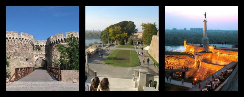 Top 10 Belgrade attractions | Belgrade at night