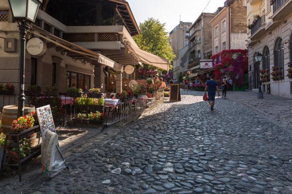 Things to do in Belgrade Skadarlija