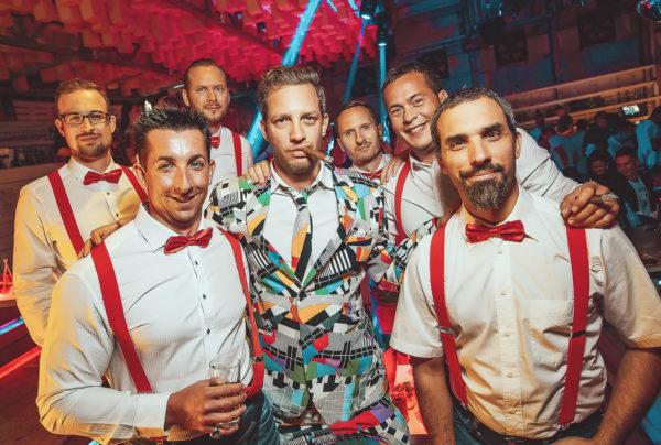 Belgrade Bachelor party | Belgrade at night