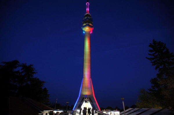 Belgrade Activities Avala Tower Belgrade