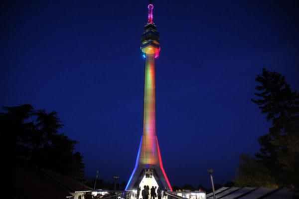 Belgrade Activities Avala Tower Belgrade