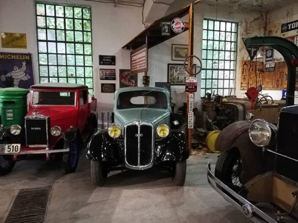 Belgrade Attractions, Automobile Museum
