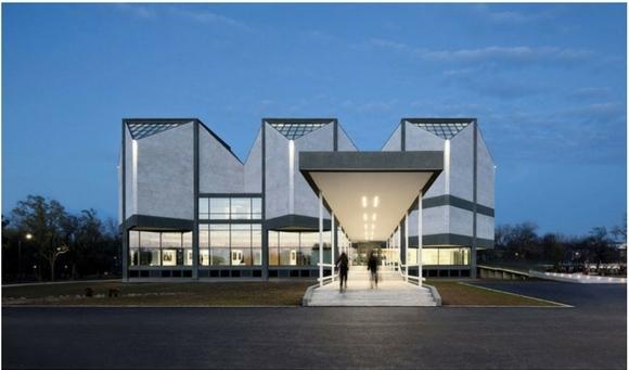 Belgrade attractions museum of contemporary art
