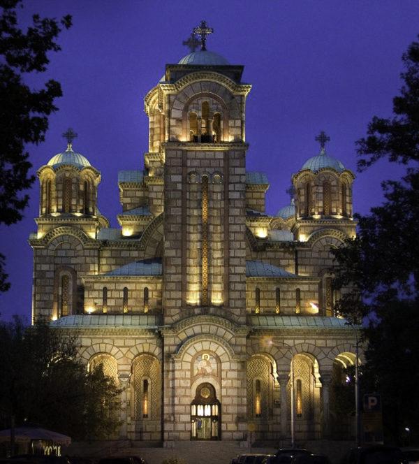 Belgrade Activities Crkva Sv Marka
