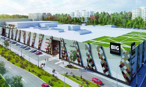 Shopping in Belgrade big fashion