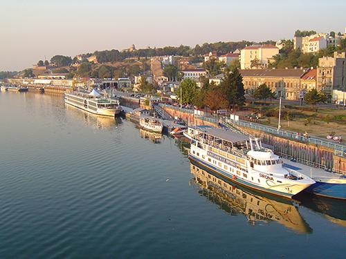 Belgrade by Boat