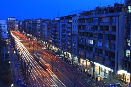 Shopping in Belgrade