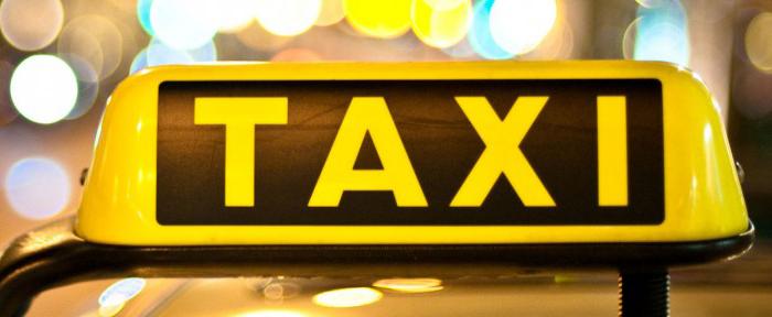Taxi in Belgrade