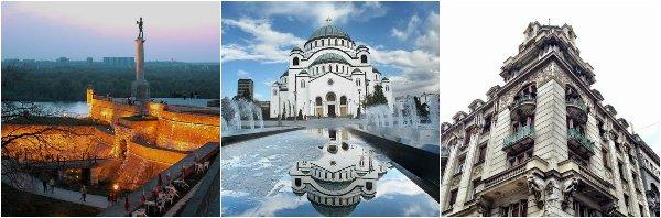accommodation in belgrade