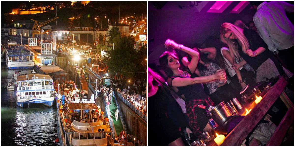 Where to go out this weekend: Night clubs in Belgrade | Belgrade at night