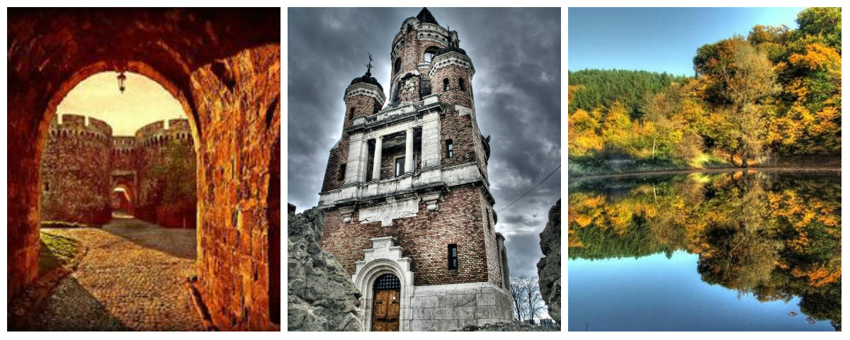 Holiday packages for travelers in Serbia | Belgrade at night
