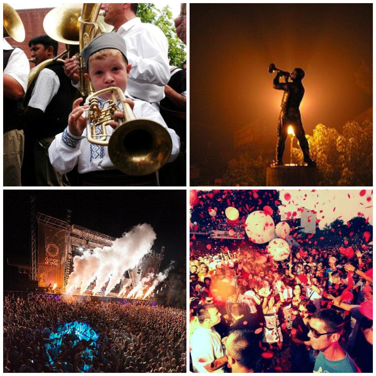 guca i exit festival