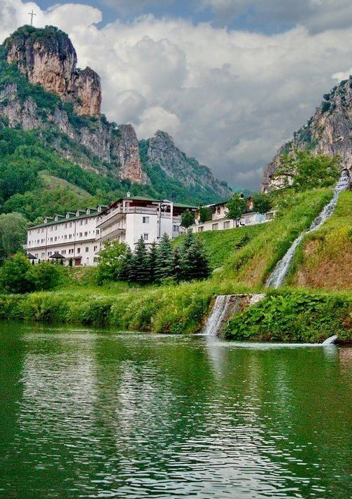 monasteries serbia