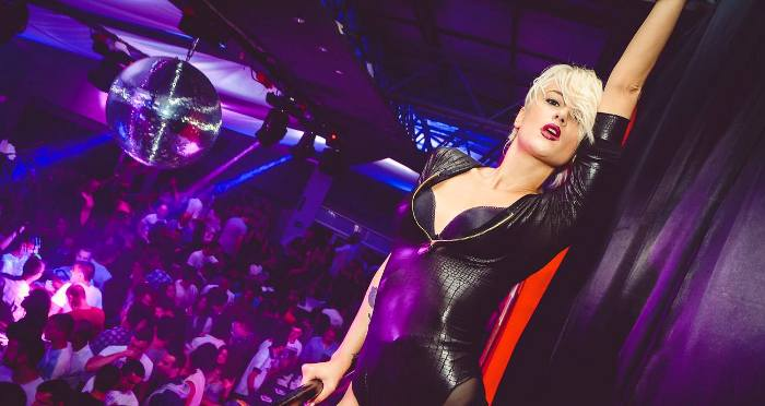 Party Belgrade style