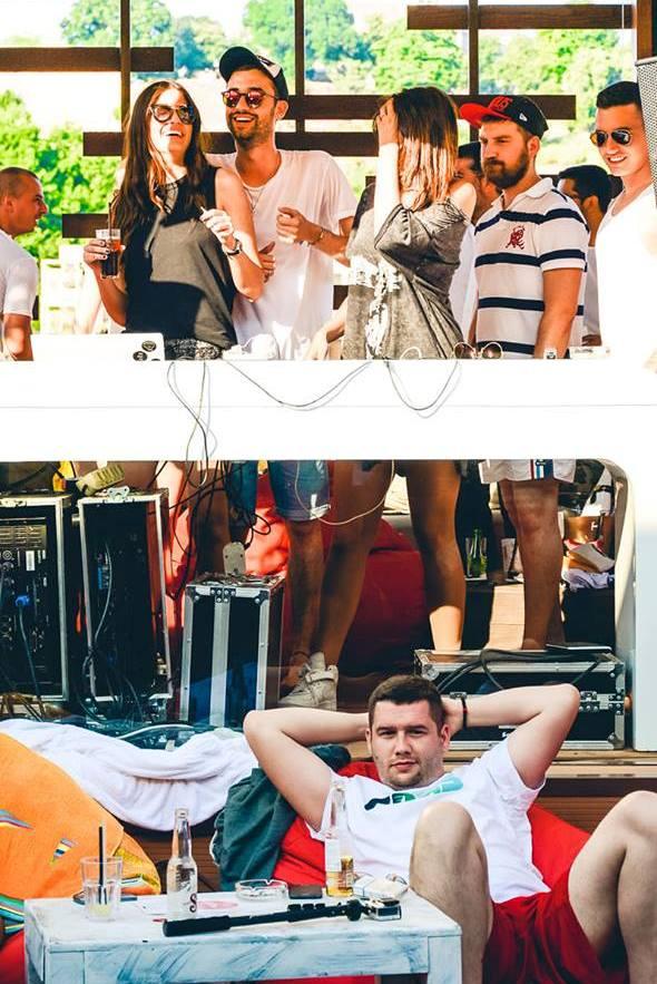 Day Party in Belgrade