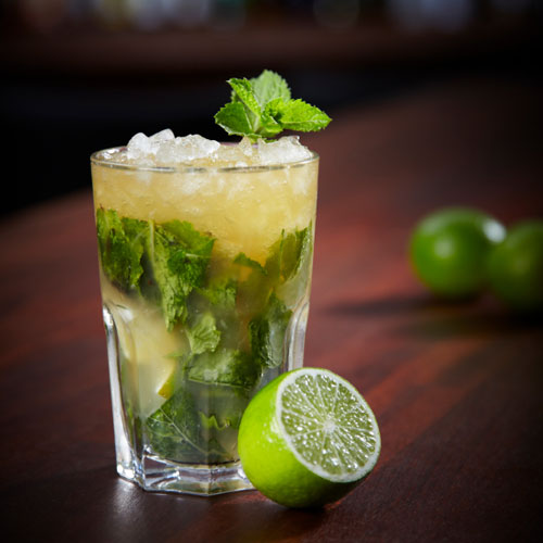 Mojito Margarita Recipe — Dishmaps