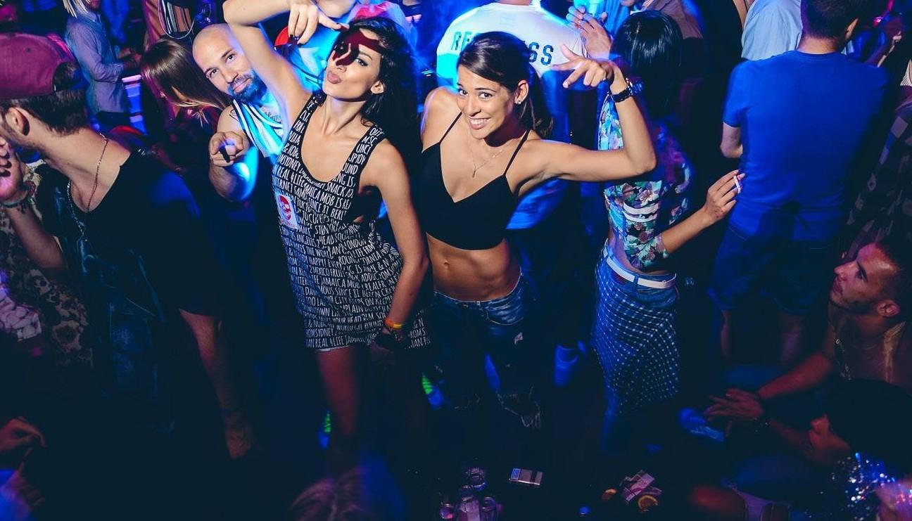 Belgrade parties and girls