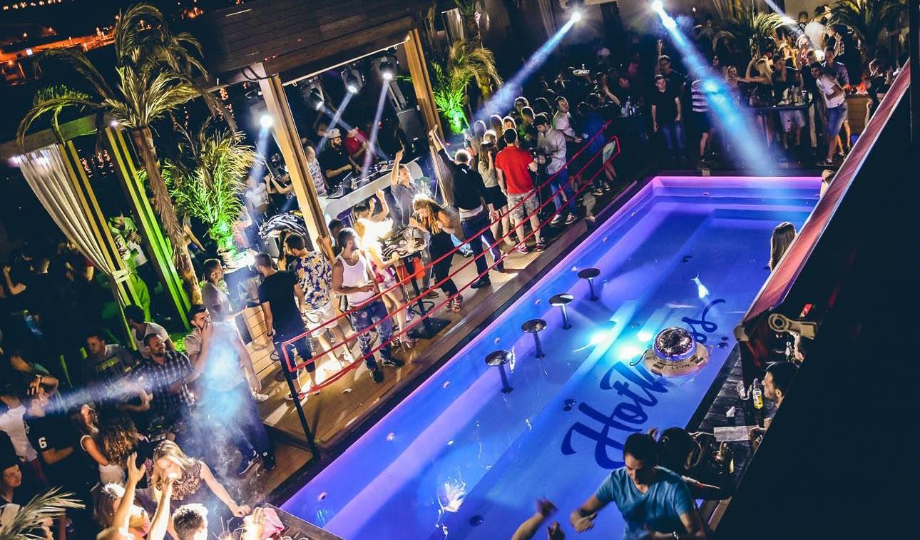 Belgrade parties