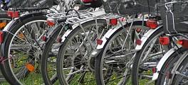 Biking in Belgrade