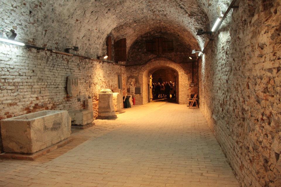 Belgrade underground