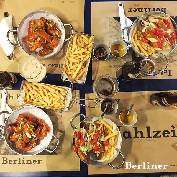 Berliner- Belgrade