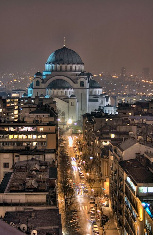 A Small Need To Know Guide About Belgrade Belgrade At Night