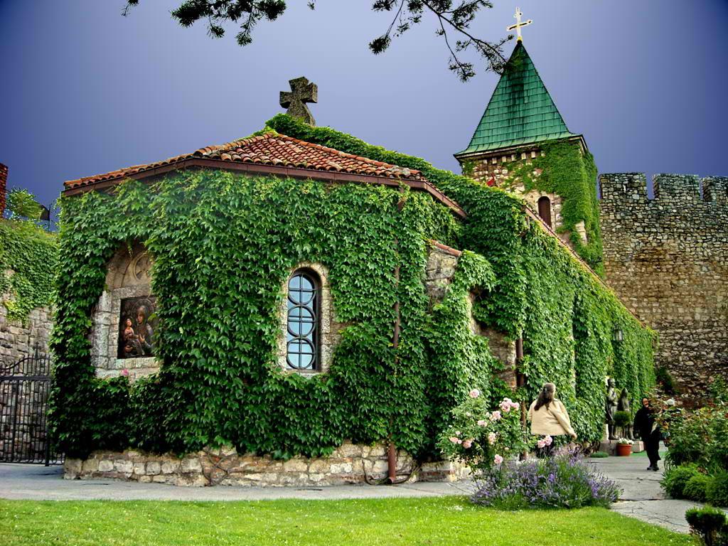 Ruzica Church Kalamegdan